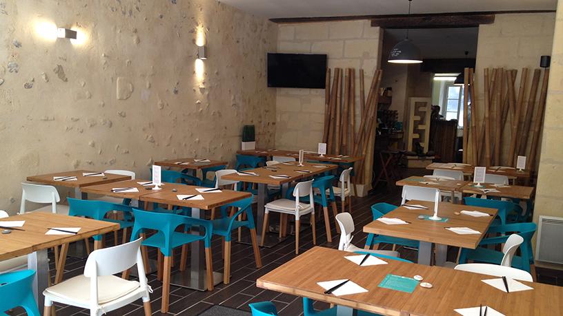 Restaurant Rue Sainte Colombe Bordeaux