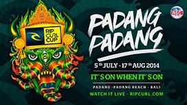 Padang Padang Cup 2014
